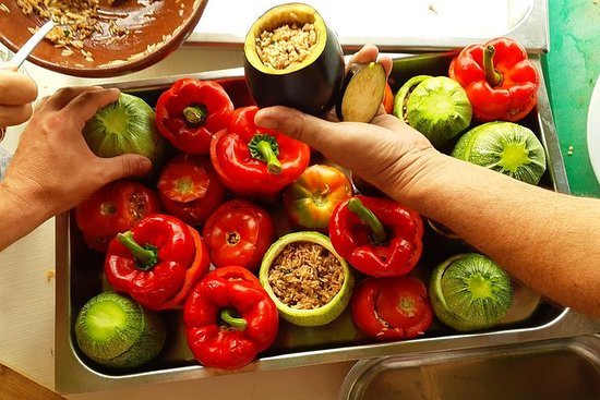 Garden To Plate (Cypriot Cooking Class & Small Group All incl. day...