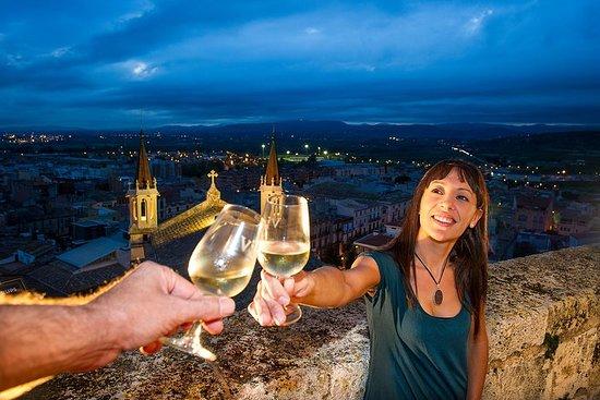 Expérience culturelle catalane: cave à...