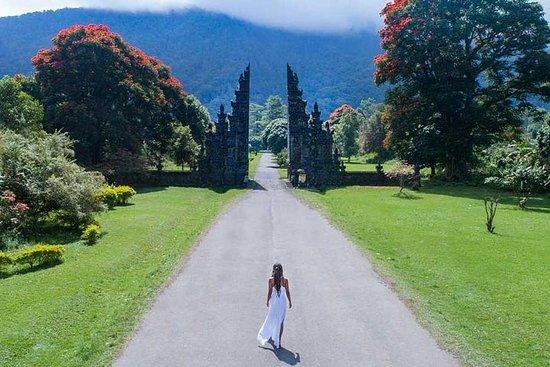 Excursão Instagramable de Bali: Handara...