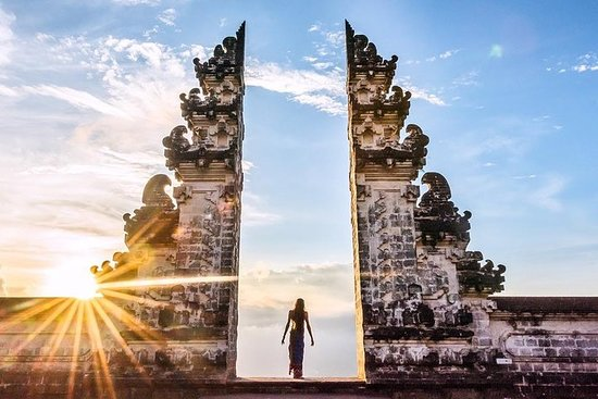Bali Gate Of Heaven & Instagramable...