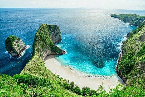 Excursão pela ilha de Bali-Nusa Penida