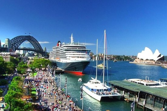 Sydney Private Day Tours - Luxury Private Shore Excursion - 6 Hour...