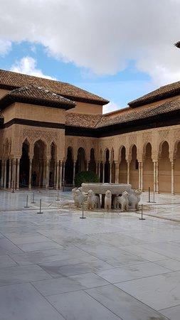 Una de las joyas de la Alhambra