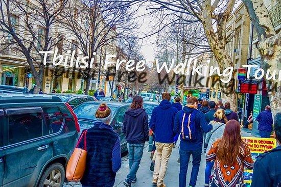 Melhor de Tbilisi Walking Tour para os...