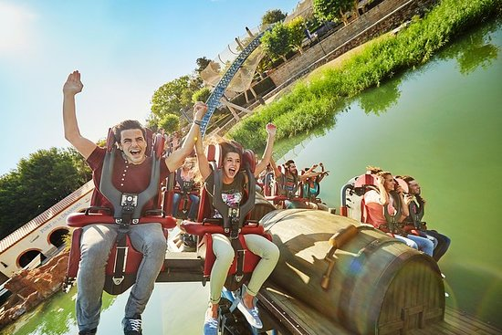 Skip the Line: PortAventura Park...