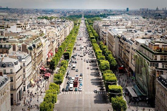 勒阿弗尔私人10小时岸上游览巴黎(巴黎官方指南)