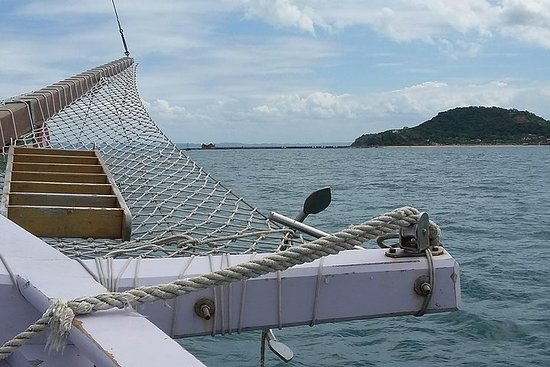 Schooner Tour to Frades Islands and Itaparica, Leaving Salvador...