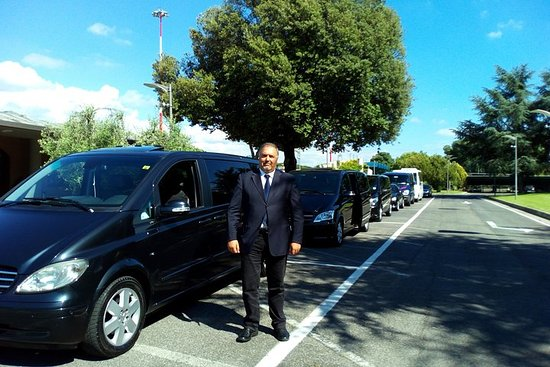 Dagtocht: pick-up Fiumicino FCO Airport ...