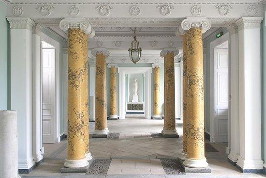 Tour of Elegant Regency House Arboretum...