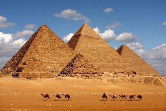 Tour alle piramidi di Giza e Sfinge
