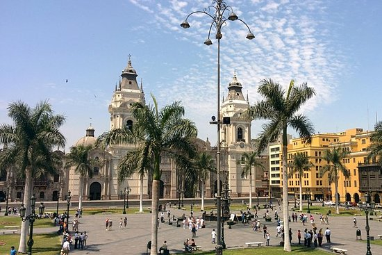 Lima City Tour Classic Service de groupe