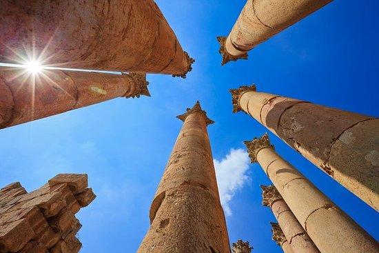 Halvdagstur till Jerash Roman Ruins