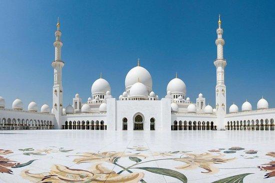 Excursão Privada De Abu Dhabi De Dubai