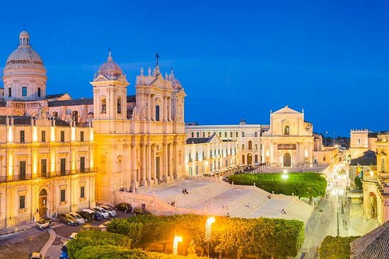 Excursion to Noto with departure from...