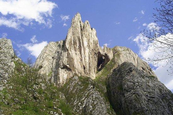 Turda saltgruve og kløft og Rimetea Village (1 dag, fra Cluj)