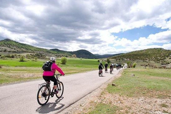 Cabo de Rodon saindo de Tirana Bike...