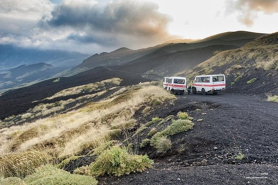 Taormina: Full-Day Etna Off-Rod 4x4