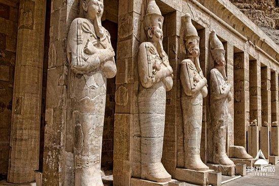 Foto de Excursión de un día a Luxor desde Sharm en avión