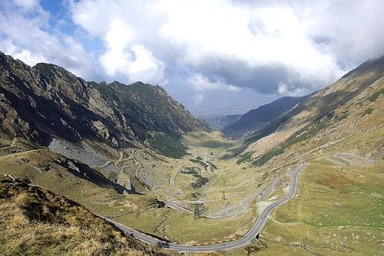 Transfagarasan Plus Carta Abbey...