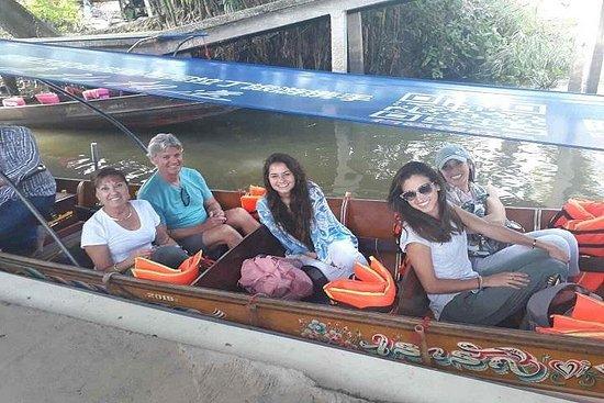 私人遊:曼谷水上市場遊