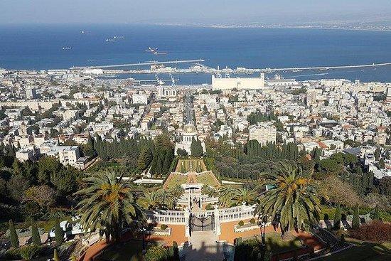 以色列海岸线私人之旅 - 凯撒利亚,海法和阿克