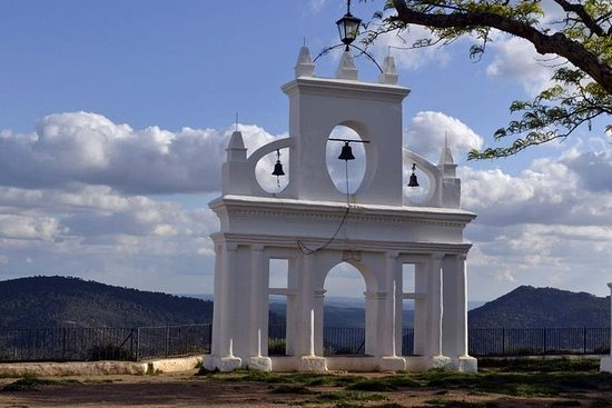 From Seville: White Villages of Huelva private day tour