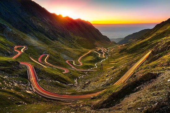 The Road in the Sky: Transfagarasan...