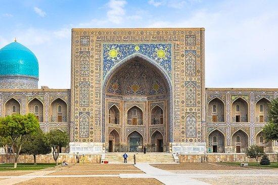 Samarkand One Day Tour - Partida de...