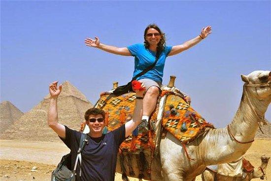 Viagem de um dia de Sharm el-Sheikh ao...