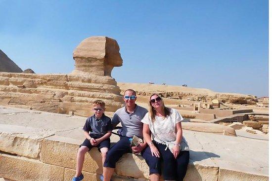 Dagstur fra Hurghada til Kairo med bus
