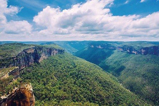 プライベートツアー:シドニーからのブルーマウン...