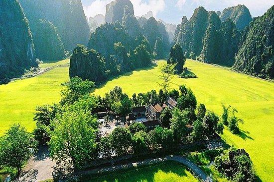 Journée complète à Hoa Lu et Trang An...