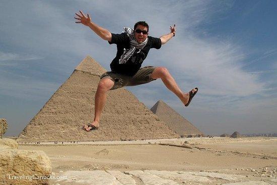 Privat halvdags tur til Giza Pyramids...