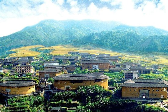 Tour privado de un día a Chuxi Tulou...
