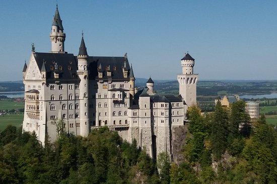 Privé dagtocht kasteel Neuschwanstein incl. Koets te paard en ...