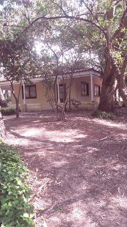 La primera casa de Carlos Gesell