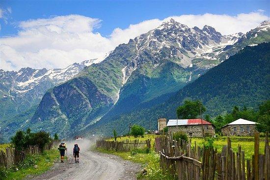 Kazbegi Dia inteiro Excursão privada...