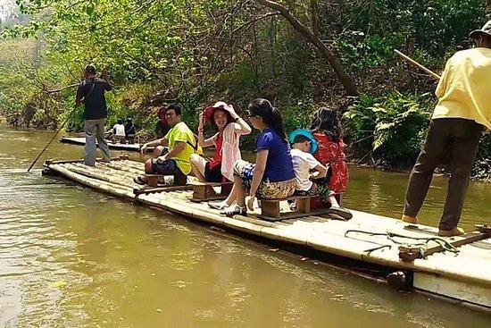 Volledige dag Mae Taeng Forest Reserve ...