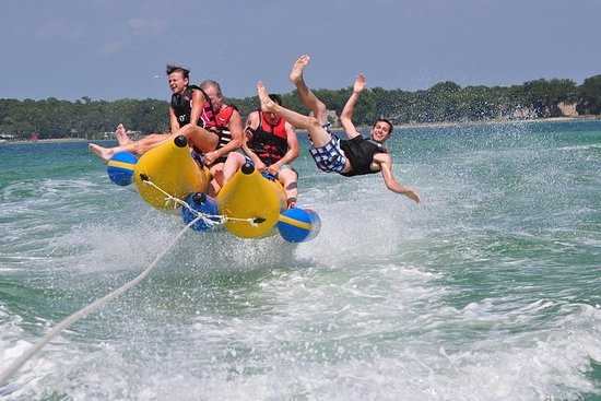 Coral Island heldags tur fra Phuket...