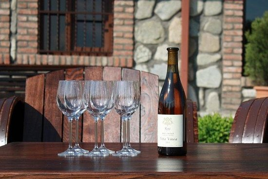 Telavi Wine Tour · Excursão particular...