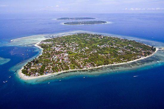 Day Tour Visit Gili Islands of Lombok...