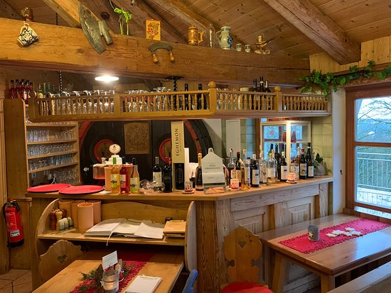 Vilshofen, Nemecko: Die Weinstube