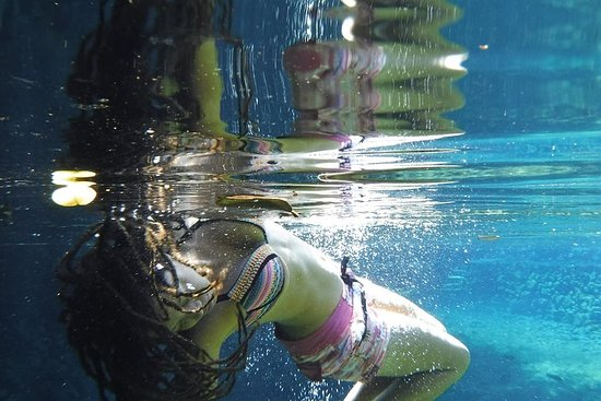 Meditação Aquática