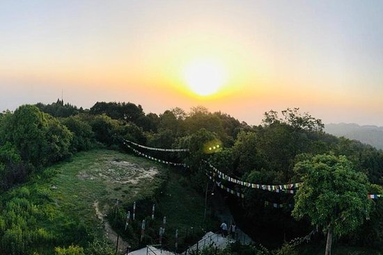 Visite de Nagarkot au lever du soleil