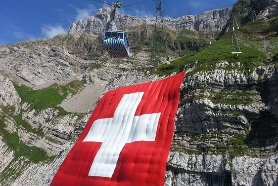 Private Sightseeing-Tour Säntis (2502 ...