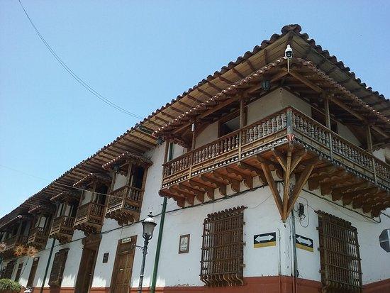 Департамент Рисаральда, Колумбия: Sede Alcaldia de Apia Risaralda...Tierra de musica y buen café