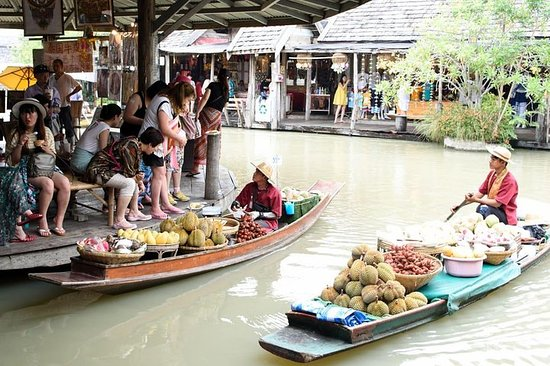Valokuva: Private Tour : Pattaya Floating Market & City Landmarks with Lunch