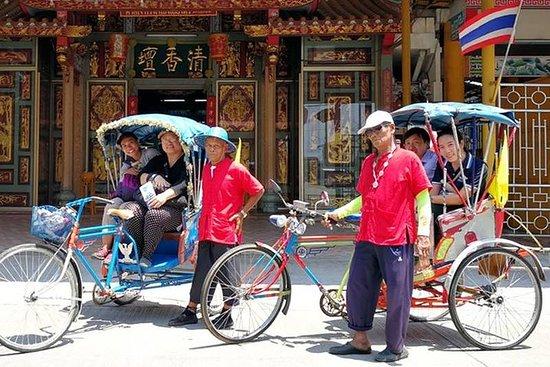Privat - Rickshaw-tur på landsbygda inkl. Lunsj