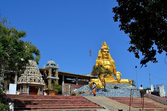 Trincomalee et Nilaveli, excursion...