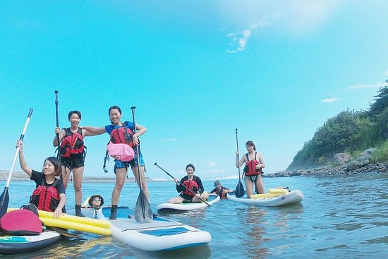 Hualien Changhong Bridge SUP Day tour